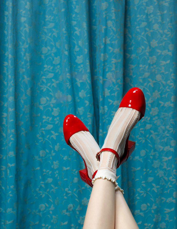 Socks by Falke Shoes stylist's own